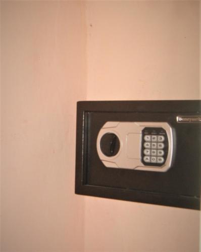 Cajas de Seguridad en habitacion